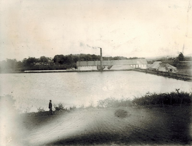 The Green dam and works